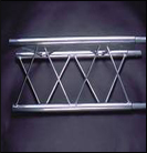 1'' by 9''  TRIANGULAR TRUSS