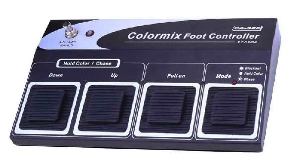 COLORMIX FOOT CTRL