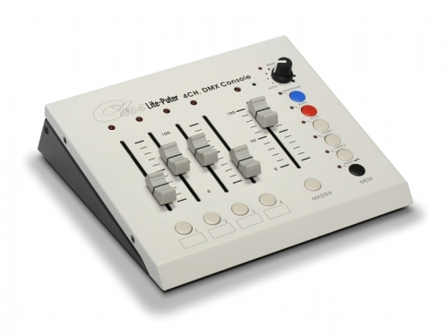 CX-404 DMX CONSOLE **DISCOUNTINUED**