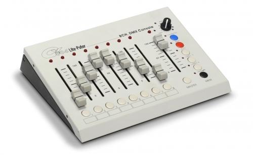 CX-804 DMX CONSOLE