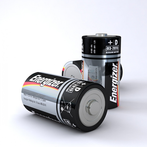 BATTERY ENERGIZER TYPE D
