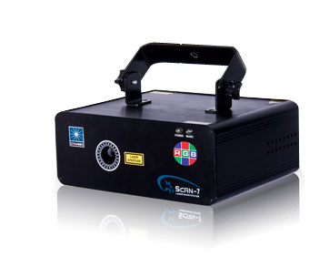 LASER SCAN 7RGB V2**DISCOUNTINUED**************